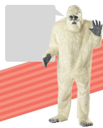 Abominable Snowman Bio