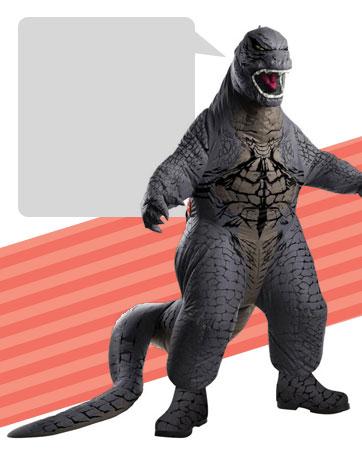 Godzilla Bio