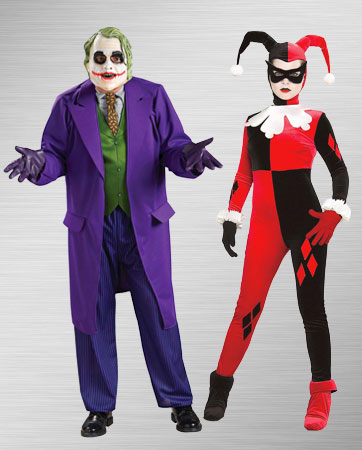 Harley Quinn Halloween Costumes | BuyCostumes.com