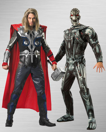 Thor & Ultron Costumes