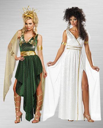 Athena & Medusa