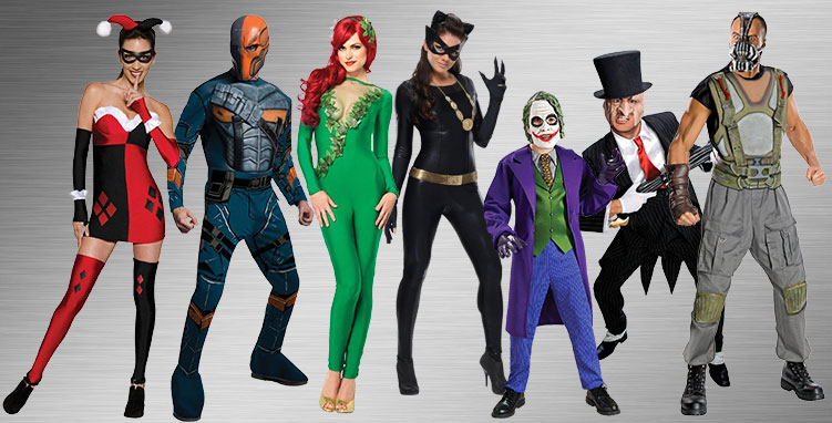 Batman Villians Group