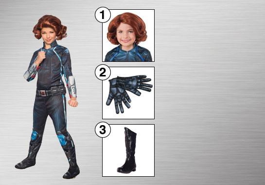 Black Widow Enhance Your Style