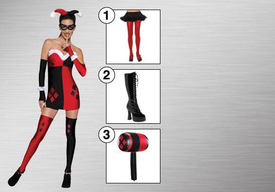 Harley Quinn Enhance Your Style