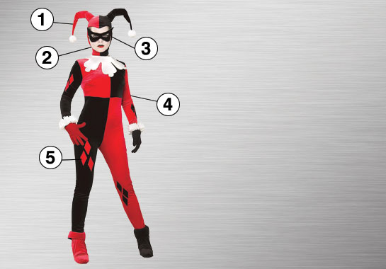 Harley Quinn Essential Features