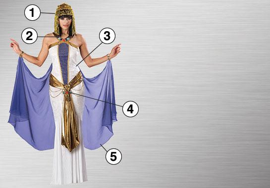 Cleopatra Ultimate Costume