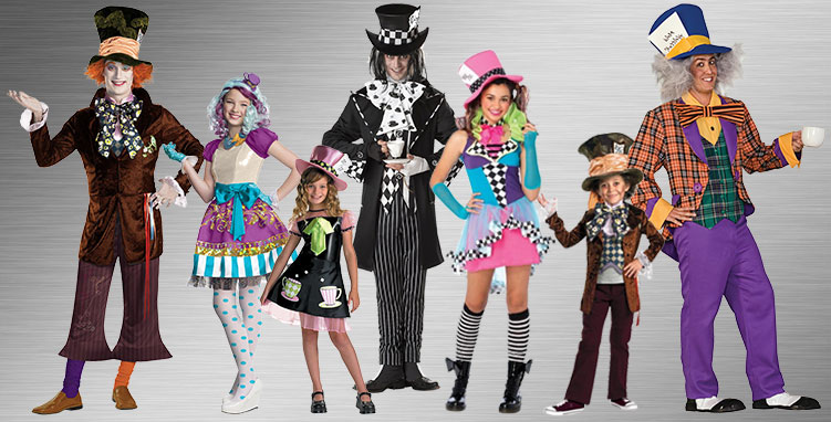 Mad Hatter Costume Ideas