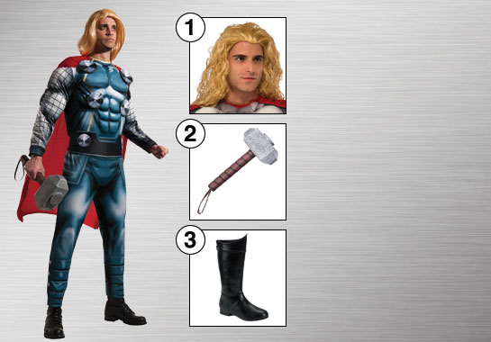 Thor Enhance Your Style