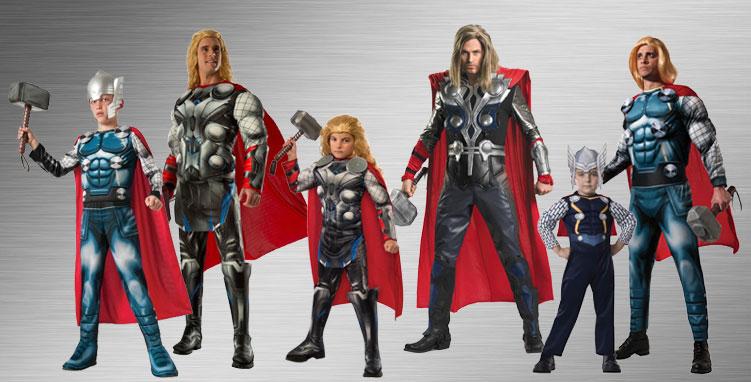 Thor Costume Ideas