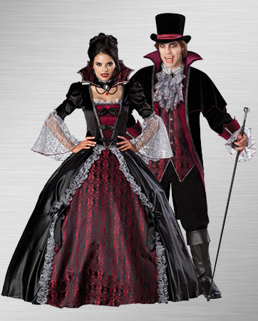 Vampires of Versailles Costumes