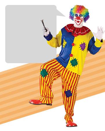 circus clowns - photo #42