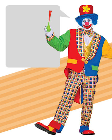 Classic Clown Bio