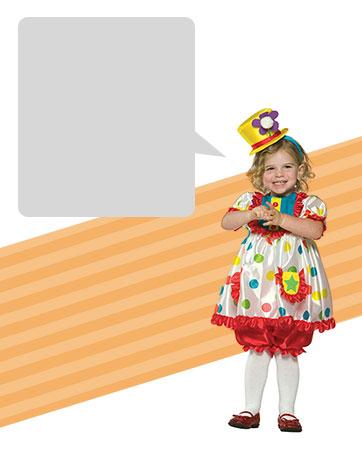 Toddler Clown Bio