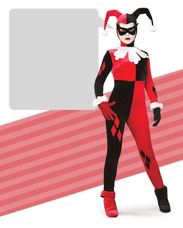 Classic Harley Quinn Bio