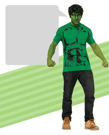 Casual Hulk Bio