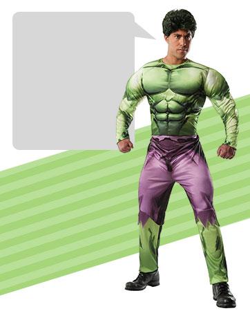 Classic Hulk Bio