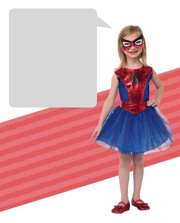 Spider-Girl Bio