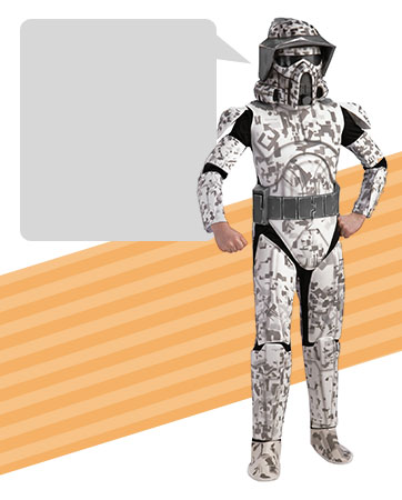 ARF Stormtrooper bios