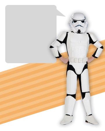 Kids Stormtrooper Bio