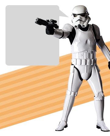 Classic Stormtrooper Bio