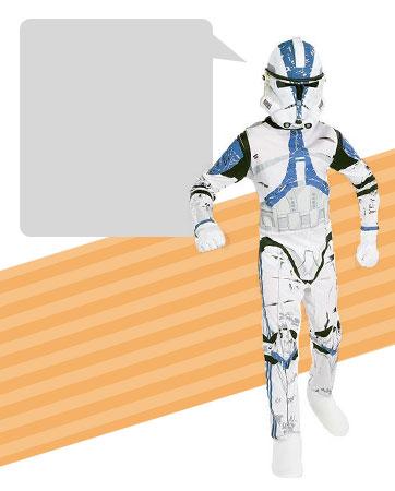 Clone Trooper Bio