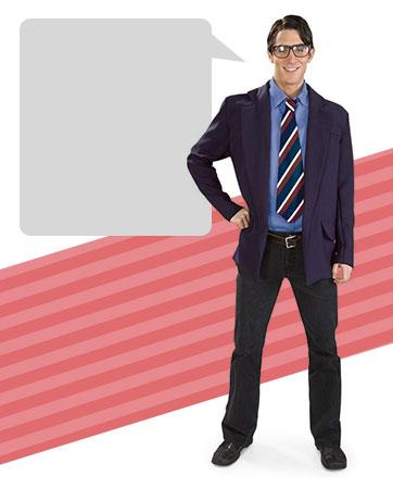 Clark Kent bios