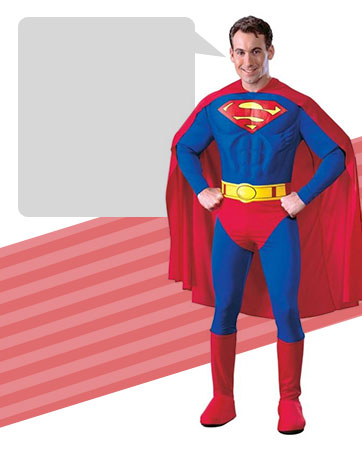 Classic Superman Bio
