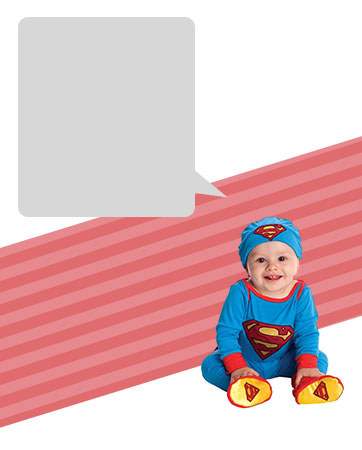 Baby Superman Bio