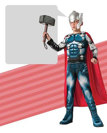 Avengers Assemble Thor Bio