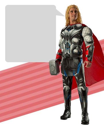 Avengers 2 Thor Bio
