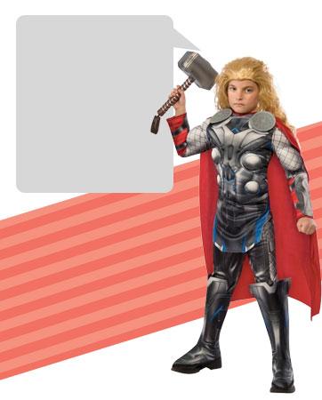 Tough Thor Bio