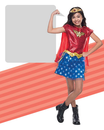 Girl Power Wonder Woman Bio