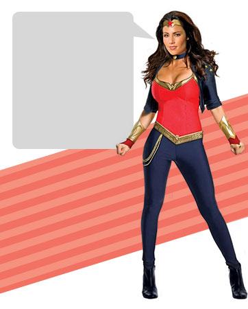 Tough Wonder Woman Bio