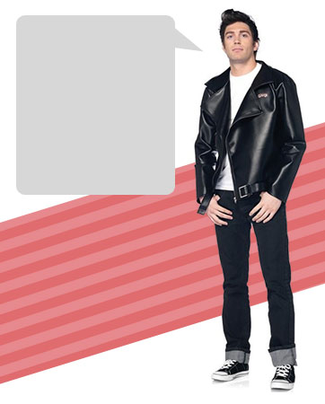 Grease Halloween Costumes | BuyCostumes.com