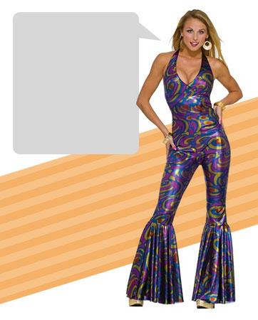 Disco Woman Bio