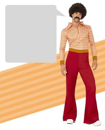 70's Man Bio