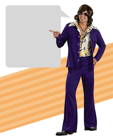 70s Guy Bio