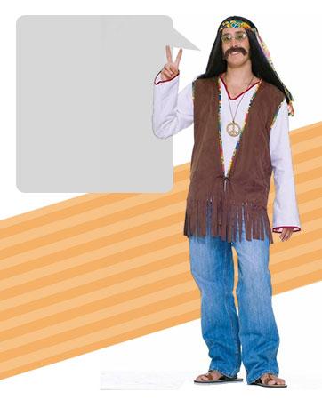 Hippie Man Bio