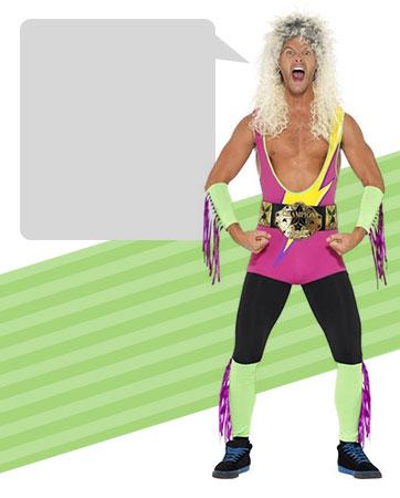 Wrestler Bio