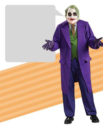 Joker Bio