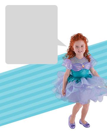 Child Ariel Bio