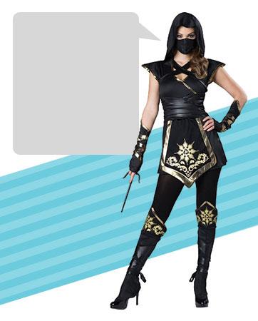 Elite Ninja Bio