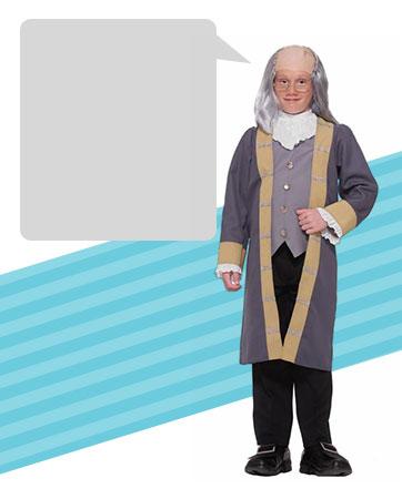 Benjamin Franklin Bio
