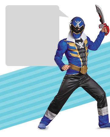 Blue Ranger Bio