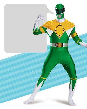 Green Ranger Bio