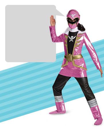 Pink Ranger Bio