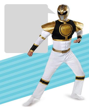 White Ranger Bio