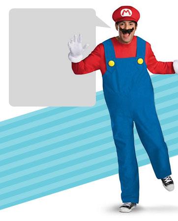 Mario Bio