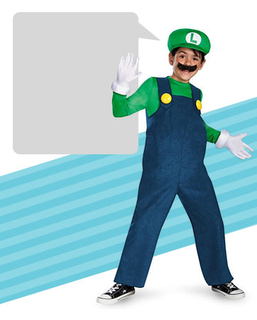 Kid Luigi bios