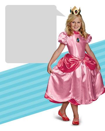 Princess Peach Bio